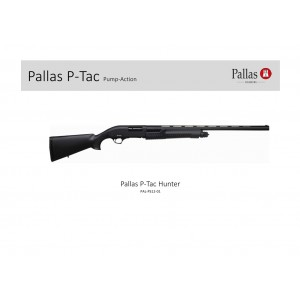 Pallas P - Tac Pump-Action