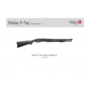 Pallas P - Tac Pump- Action        Home Defence