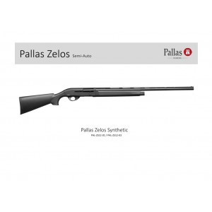 Pallas Zelos Semi-Auto Synthetic