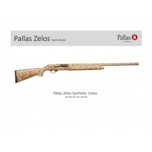 Pallas Zelos Semi-Auto Synthetic Camo