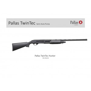 Pallas Twin Tec Semi - Auto - Pump       Hunter