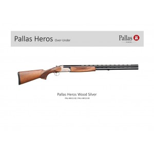 Pallas Heros  Over - Under   Wood Silver