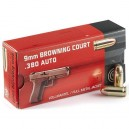 CARTUS GECO 9x17 SHORT