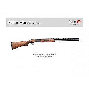 Pallas Heros Over - Under Wood Black