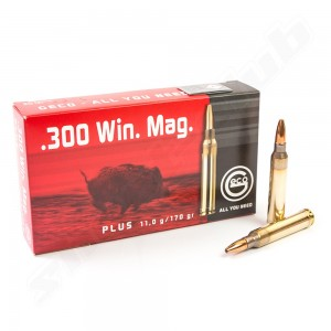 CARTUSE GECO CAL. .300 WIN. MAG. PLUS