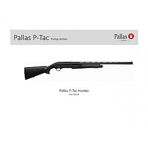 Pallas P - Tac Pump- Action Hunter