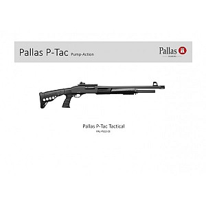 Pallas P - Tac Pump- Action Tactical